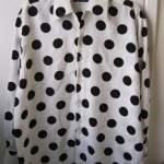 Crazy Long-Sleeved Polkadot